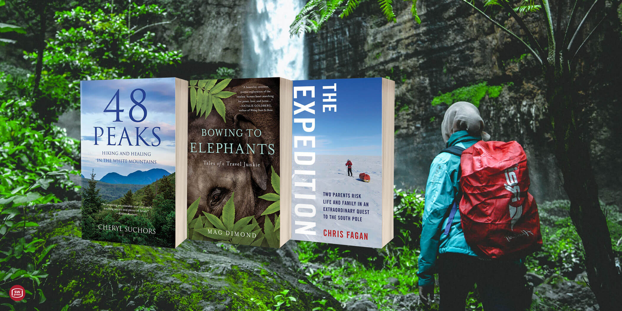 She Writes Press titles now available at REI